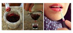 Cómo hacer un labial natural para humectar y darle color a los labios - Vida Lúcida