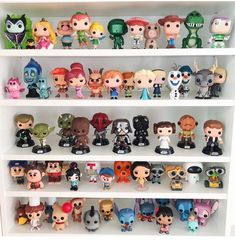 Funko Pop Shelves, Funko Pop Display, Pop Vinyl Figures, Funko Pop Figures, Funko Pop Dolls, Funk Pop, Disney Pop, Pop Toys, Pop Collection