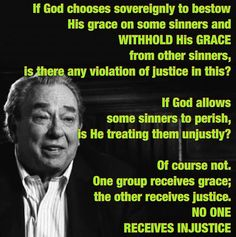 Robert Charles Sproul (born February 13, 1939, died December 14, 2017) was an American Calvinist theologian, author, and pastor. He was the founder and chairman of Ligonier Ministries (named after the Ligonier Valley just outside of Pittsburgh, where the ministry started as a study center for college and seminary students) and can be heard daily on the Renewing Your Mind radio broadcast.