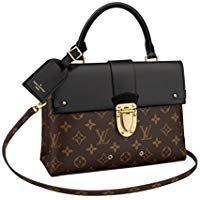 884b76c2b7 Louis Vuitton Monogram Canvas One Handle Flap Bag MM Handbag Article   M43125 Made in France