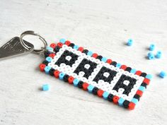 Diy for Father's Day !, # Diy for Father's Day! Fuse Beads, Perler Beads, Diy For Kids, Crafts For Kids, Cadeau Parents, Diy Gifts For Dad, Dad Gifts, Iron Beads, Father's Day Diy