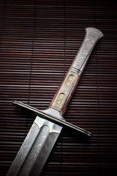 Damask Sword beautiful, wish I had one