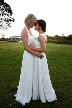 Nat and Amy had their perfect day on the 23rd of March 2013, at the beautiful Middlebrook Estate in McLaren Vale, South Australia. #lesbian