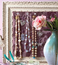Easy Mother's Day Craft | Mother's Day Gift Ideas from @Jo-Ann Fabric and Craft Stores | Find jewelry making ideas at Joann.com