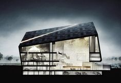 CGarchitect - Professional 3D Architectural Visualization User Community | Second World War Museum