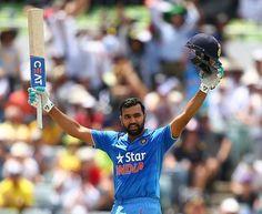 Australia v India - 1st ODI: Rohit Sharma's incredible feats