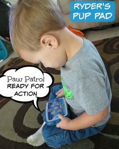 Ryder's Paw Patrol Pup Pad Toy - Read our review!