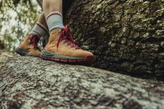 Danner Women's Mountain 600 hiking boots. Field tested, wife approved!