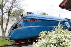 EXPORAIL, le Musée ferroviaire canadien / the Canadian Railway Museum - Le grand retour de la Dominion of Canada / The great return of the Dominion of Canada (12)