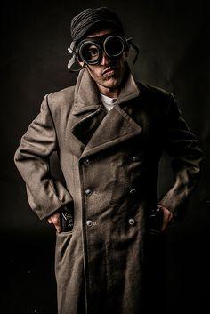 Apocalypse shoot, photographer Delroy Beaton