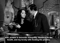 Morticia Addams ♥