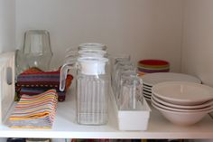 children's dish shelf