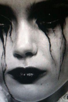 Black Eyed!  Darkened soul!.
