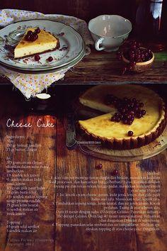 cheese cake (recipe)