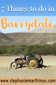 I'm astonished by the elegance of Barrydale. Enclosed in a narrow valley at the foot of the Langeberg Mountains, and along the iconic road Route Stuff To Do, Things To Do, How To Memorize Things, Vintage Diner, Country Hotel, Quirky Decor, African Countries, Nature Reserve, Africa Travel