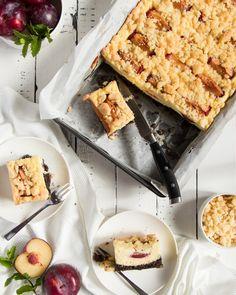 Ethnic Recipes, Food, Vanilla, Poppy Seed Cake, Sprinkles, Food Food, Bakken, Essen, Meals