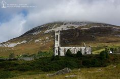Dunlewey Church Ruins, Co, Donegal #Ireland