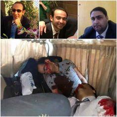 إستشهاد 3 قضاة وسائق في الهجوم الإرهابي بالعريش