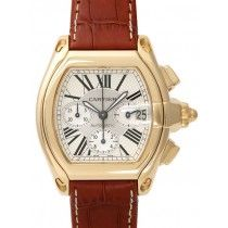 Cartier Roadster Chronograph watch W62021Y3