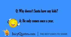 Funny Christmas Joke - 2