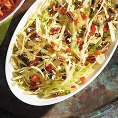 Find more healthy and delicious diabetes-friendly recipes like Southwestern Coleslaw on Diabetes Forecast®, the Healthy Living Magazine.