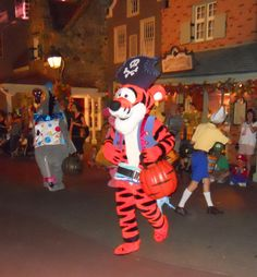 Mickey's Boo to You Halloween Parade photos from the Magic Kingdom park in Orlando, Walt Disney World, Halloween