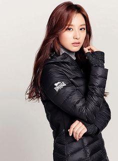 Kim Ji Won for Lonsdale