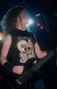 Jason Newsted, James Hetfield, Metalhead, Metallica, Daddy, Concert, Forgive, Rock, Metal Music Bands