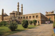 Spectacular Jami Masjid near #Darbargadh #Kadval Heritage.