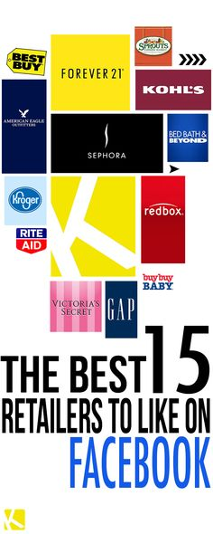 The Top 15 Brands to Like on Facebook for Freebies