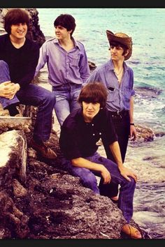 ♥♥John W. O. Lennon♥♥  ♥♥J. Paul McCartney♥♥  ♥♥Richard L. Starkey♥♥  ♥♥♥♥George H. Harrison♥♥♥♥