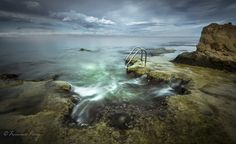 Emerald sea. by Francisco Pérez González on 500px