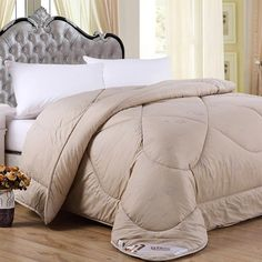 """Comforter  Camel wool """"LUXE"""" -Winter , UPPER MATERIAL -100% COTTON #NoBrend #Forall"""