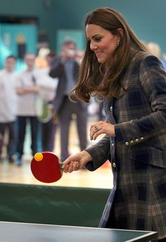 8c3f5ce4a Kate was clearly a ping pong expert