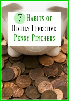 Penny Pinchers achieve their frugal lifestyle by developing habits that save them money and help them live beneath their means. What are these habits exactly?
