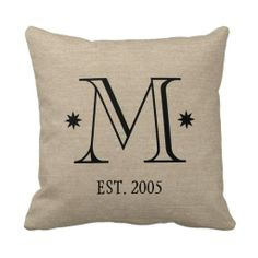 ==>>Big Save on          	Monogram faux linen burlap rustic chic initial dat pillows           	Monogram faux linen burlap rustic chic initial dat pillows We provide you all shopping site and all informations in our go to store link. You will see low prices onShopping          	Monogram faux l...Cleck Hot Deals >>> http://www.zazzle.com/monogram_faux_linen_burlap_rustic_chic_initial_dat_pillow-189145821761068843?rf=238627982471231924&zbar=1&tc=terrest