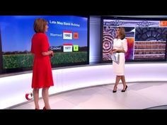 Lovely Louise on the BBC Weather. Bbc Weather, British, Tv, Youtube, Tvs, England, British People, Youtube Movies, Television Set