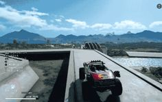 Live out your stunt driver dreams in 'Final Fantasy XV' Final Fantasy XVs latest update isnt that Prompto spin-off episode youve been waiting for but it does give you a new ride: the Type-D off-roader. (Well accept the substitution.) Yes you can finally leave the confines of Eos roads and highways and tear up the countryside gifted not only with monster truck tires but also a jump button for avoiding anything in your way and just leaping off really tall things.  Where were going we dont need…