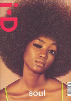 "0800blazeit: "" meiselmuse: ""Oluchi Onweagba /i-D Magazine August 1999 by Richard Burbridge "" Love """