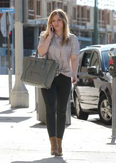 2013 > Heading To A Lunch Meeting in Los Angeles