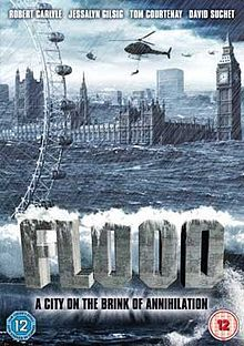 A devastating flood strikes London when the Thames Barrier is overwhelmed by a huge surge of water. A storm surge travels between the United Kingdom and mainland Europe, raising sea levels and coinciding with the spring tide. Several parts of Scotland are devastated, including Wick.