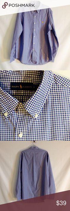 Men's Polo Ralph Lauren Shirt New condition, never worn! Polo by Ralph Lauren Shirts Dress Shirts