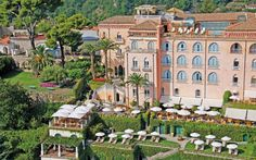 Book Palazzo Avino, a luxury hotel in Ravello. Kuoni is the most awarded luxury travel operator in the UK.