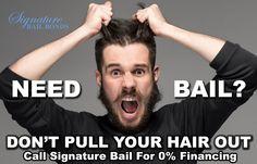 Signature Bail Bonds of Tulsa Signature Bail Bonds of Tulsa. Fast & Friendly Tulsa Bail Bonds 24 Hrs. Need a bail bondsman in Tulsa or surrounding area? We want to help. (918) 744-6688 http://signaturebail.com