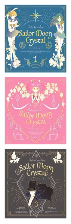 Sailor Moon Crystal CD jacket is too fashionable … – Wallpaper Ideas Graph Design, Sailor Moon Crystal, Magical Girl, Banner Design, Typography, Girly, Crystals, Wallpaper, Illustration