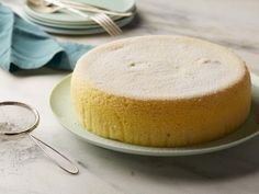 Get Japanese Cheesecake Recipe from Food Network