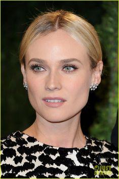 Diane Kruger  - Vanity Fair Oscars Party 2013