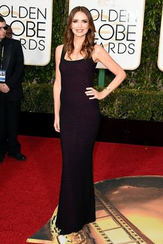 Saffron Burrows Photos - Actress Saffron Burrows attends the Annual Golden Globe Awards held at the Beverly Hilton Hotel on January 2016 in Beverly Hills, California. Golden Globes 2016, Golden Globe Award, Celebrity Red Carpet, Celebrity Style, Saffron Burrows, Award Show Dresses, Red Carpet Event, Celebs, Celebrities