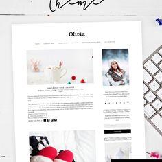 Olivia FREE Wordpress Theme (Twenty-Twelve Child Theme)