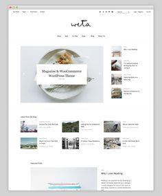 Weta Premium WordPress Theme